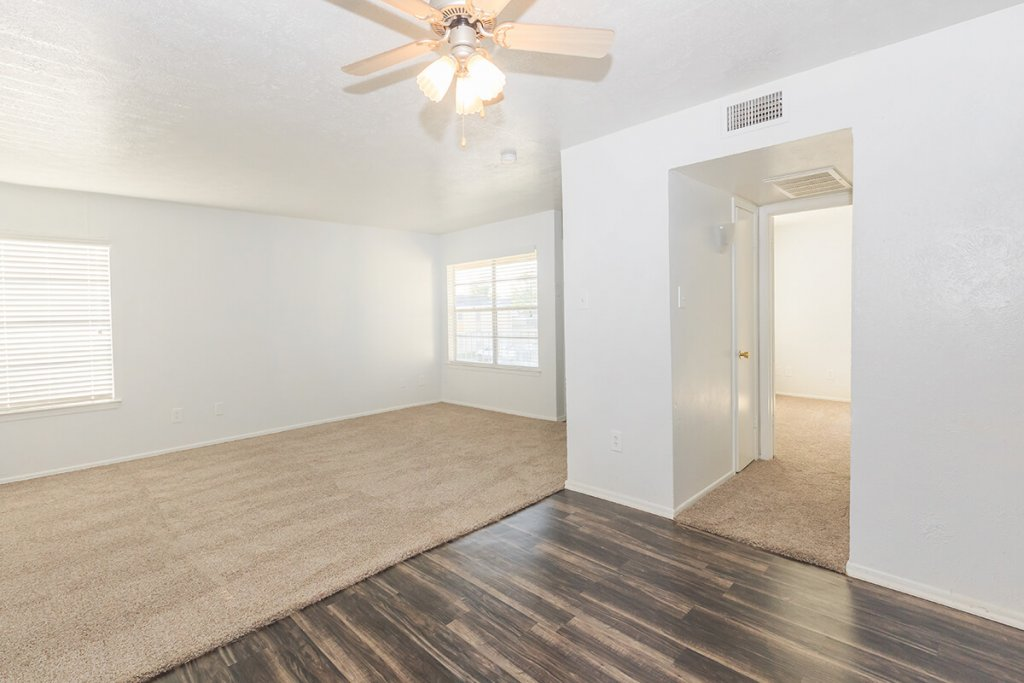 Bel Air Plano apartment