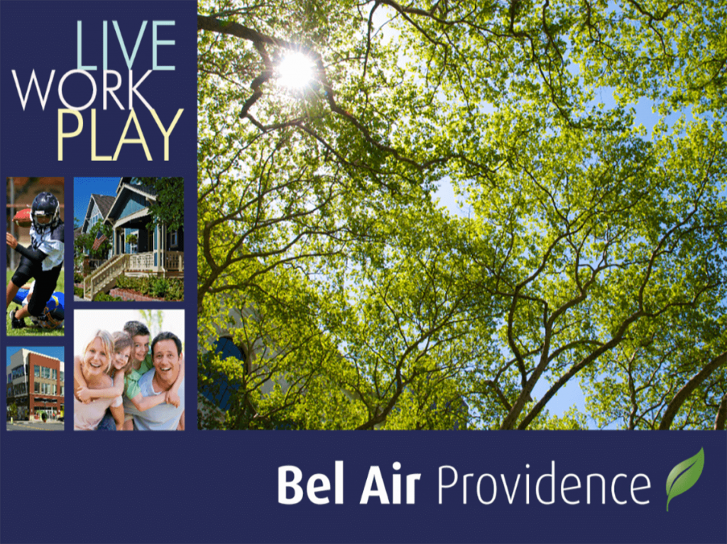 Bel Air Providence apartment