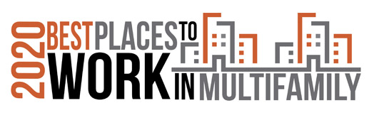 Best Places to Work in Multifamily - 2020